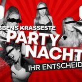 Lübben's krasseste Partynacht!