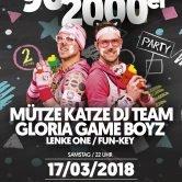 90er & 2000er Party!
