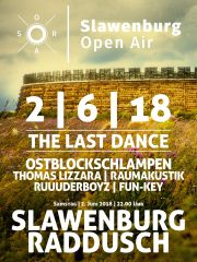 Slawenburg Open-Air – The Last Dance!