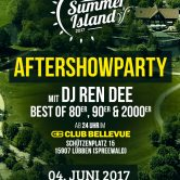 Summer Island Aftershowparty!