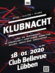 Klubnacht!